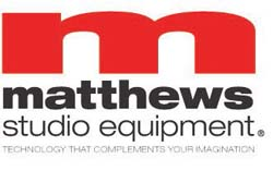 Logo: Matthews Studio Equipment