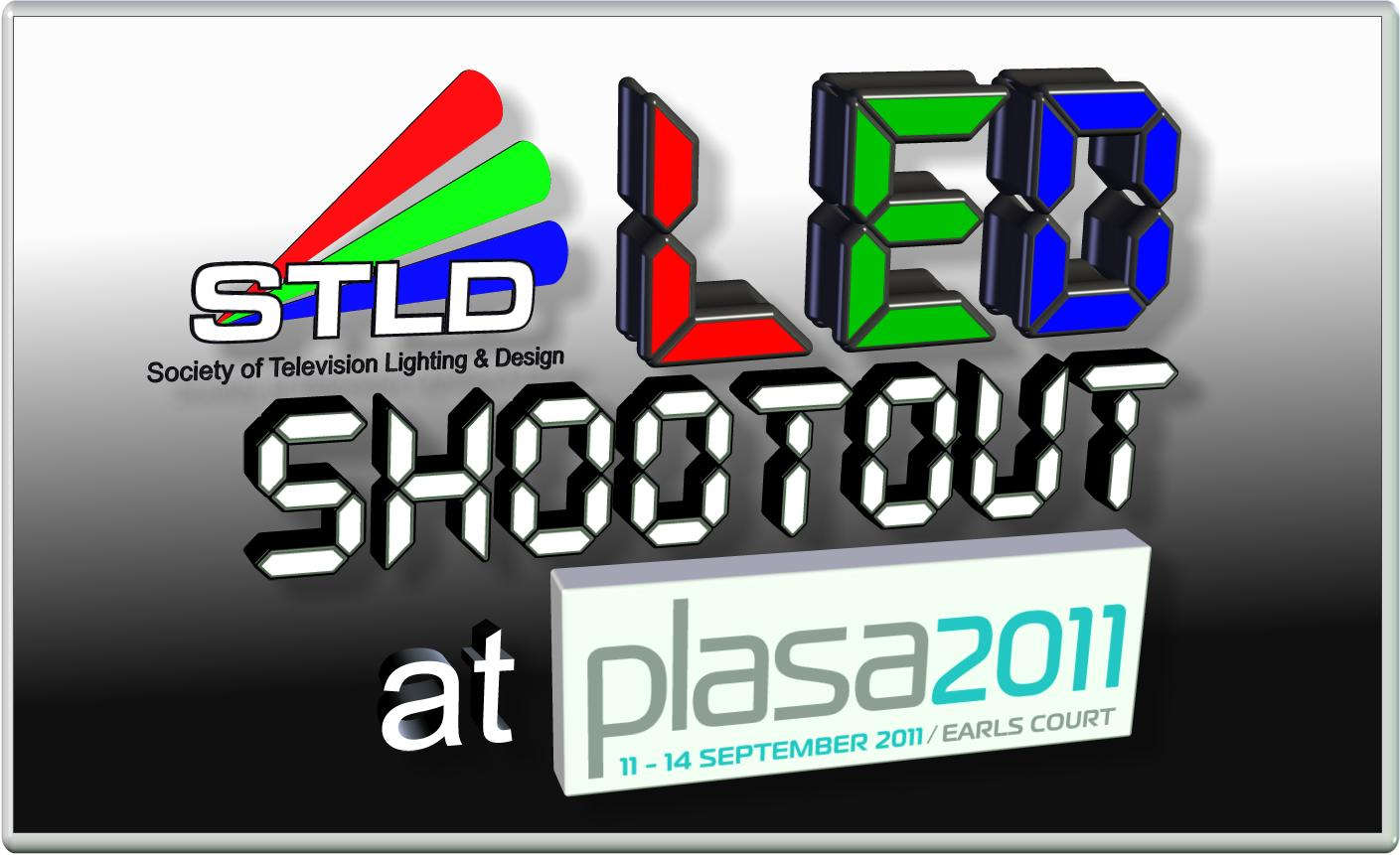 STLD LED Shootout Logo